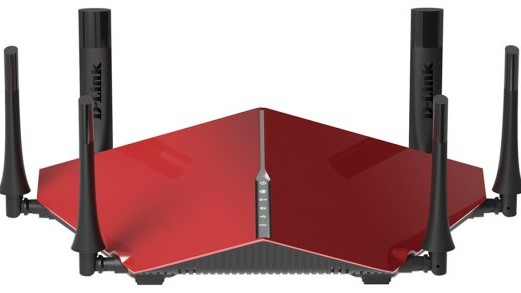 D-LINK AC3200 ULTRA TRI-BAND WI-FI ROUTER