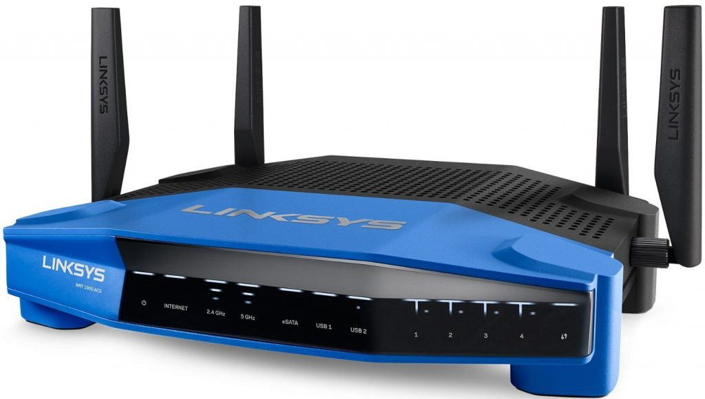 Linksys AC1900 Dual Band Open