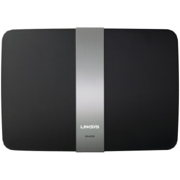 Linksys N900 Wi-Fi Wireless Dual-Band+ Router with Gigabit & USB Ports