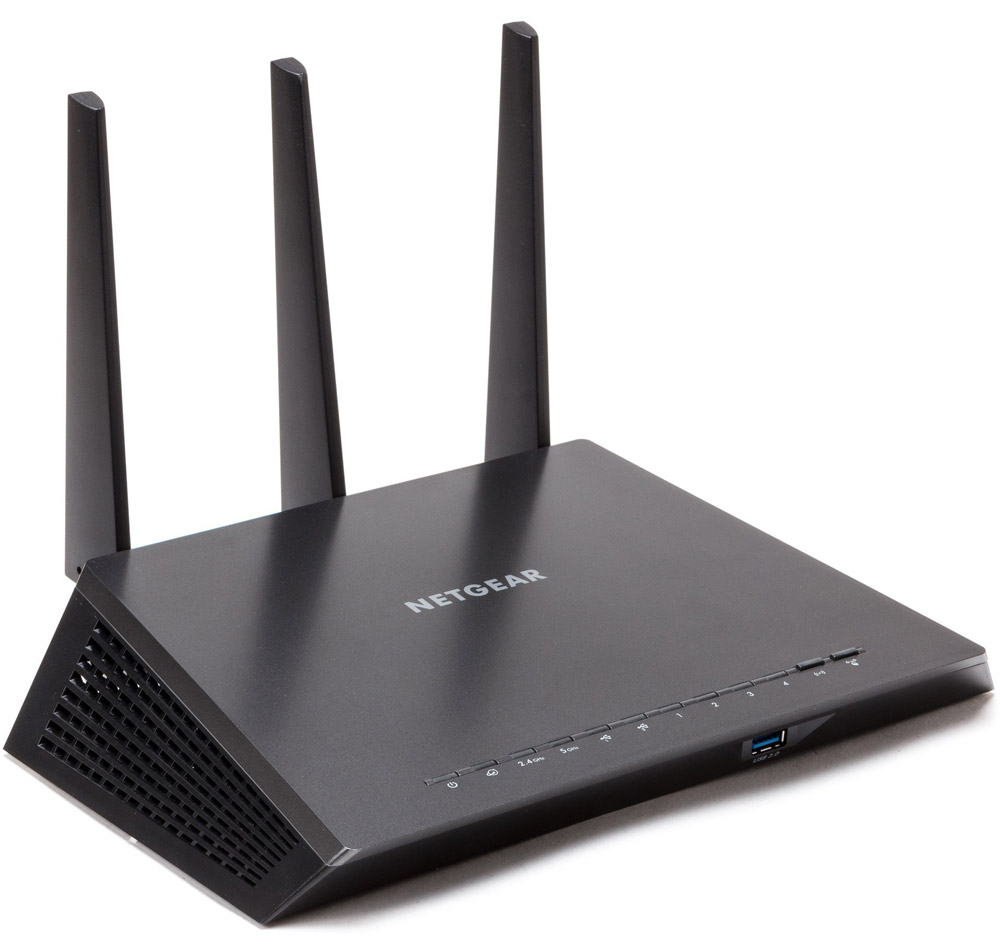 Nighthawk Dual Band Wi-Fi Gigabit (R7000)