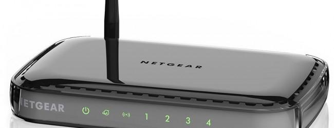 NETGEAR N150 RangeMax Wireless Router