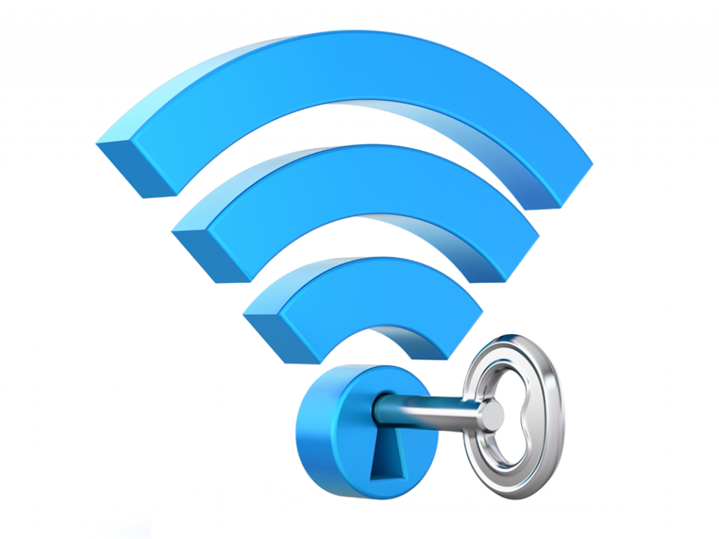 Wireless router's security