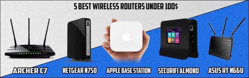 5 best wireless router under 100 dollars-min