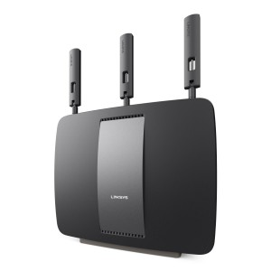 Linksys AC3200 Tri-Band Smart Wi-Fi Router with Gigabit Router