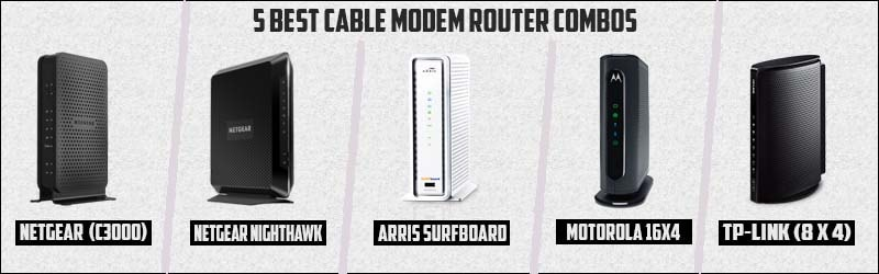 5 best cable modem router combos fearured-min