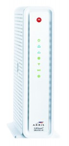 ARRIS SURFboard [SBG6782AC] Cable Modem Router