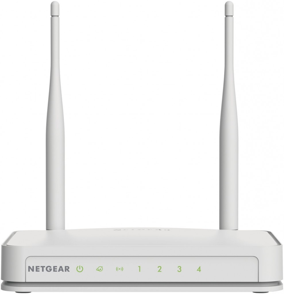 NETGEAR N300 Wi-Fi Router with High Power