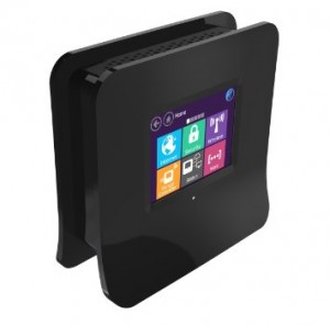 SECURIFI ALMOND TOUCHSCREEN