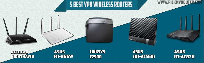5 best vpn wireless router 2017