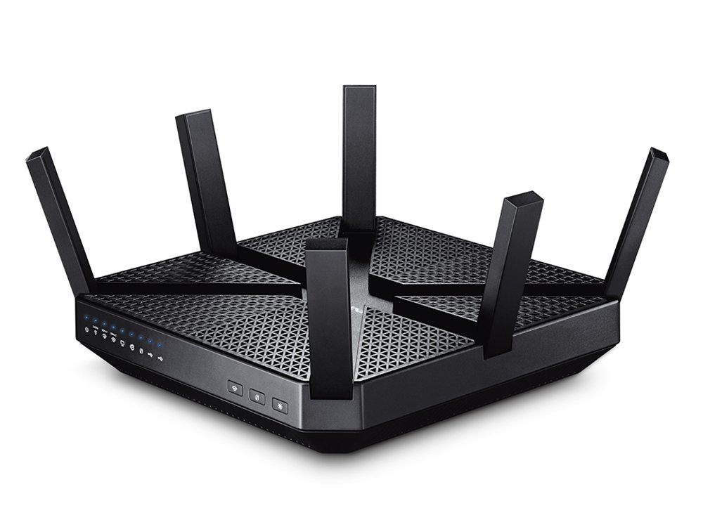 The TP-LINK AC3200 Tri-Band Wireless Gigabit Wireless Router [Archer C3200]