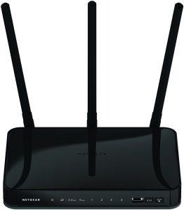NETGEAR AC750 Dual Band Wi-Fi Gigabit Router