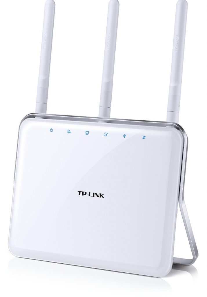TP-Link AC1750 Wireless Wi-Fi Gigabit Router (Archer C8)