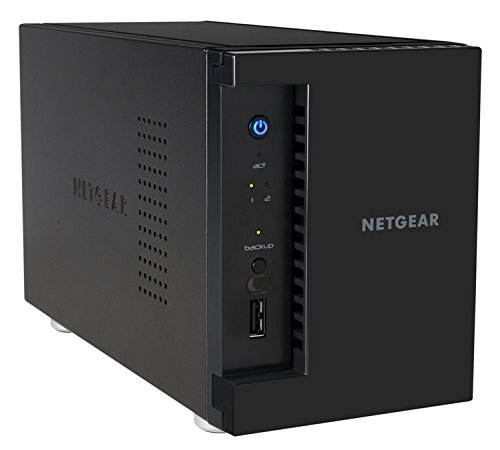 NETGEAR ReadyNAS 212 2-Bay Network Attached Storage