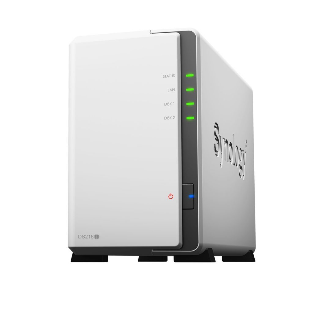 Synology NAS DiskStation (DS216j)