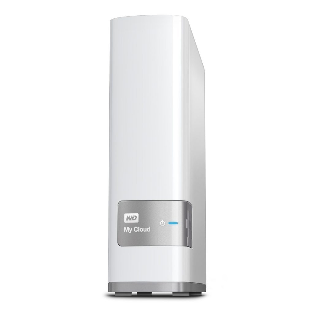 WD 4TB My Cloud Personal Network Attached Storage