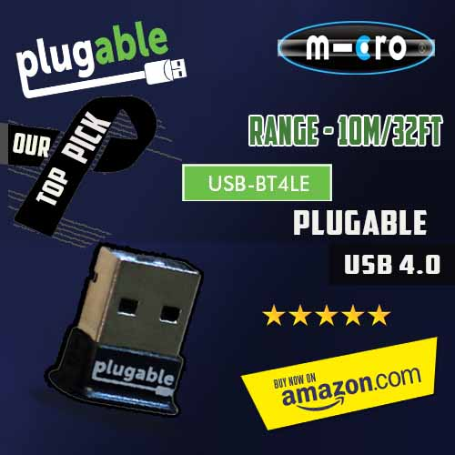 Plugable USB Bluetooth