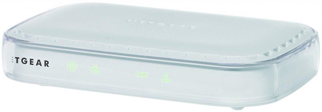 Netgear Broadband ADSL2 Plus Modem