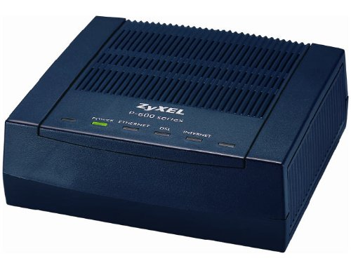 ZyXEL ADSL 2+ Ethernet Router