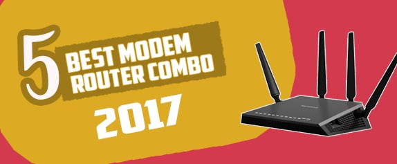 5 best modem router